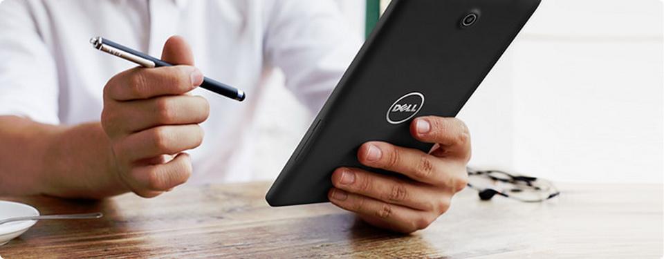Планшеты Dell