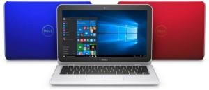 Dell представила ноутбук Inspiron 11 серии 3000