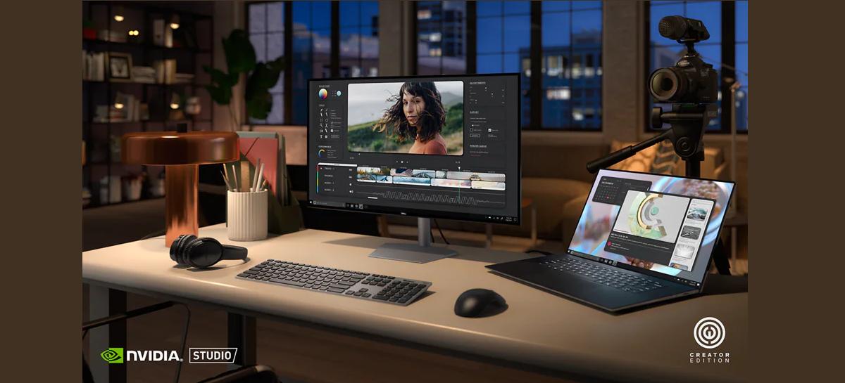 Колоссальная мощь для творчества. Hоутбук Dell XPS 17